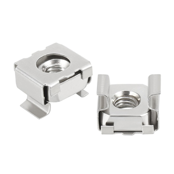 Find here Cage Nut, Clip Nut manufacturers, suppliers & exporters in India