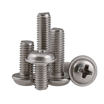 phillips pan washer head machine screws