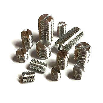 slotted grub screw manufacturer