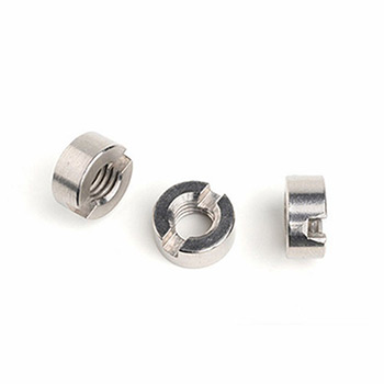 slotted round nut manufacturer